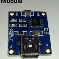 5V Mini USB 1A Lithium Battery Charging Board Charger Module IN 4.5V-5.5v 4